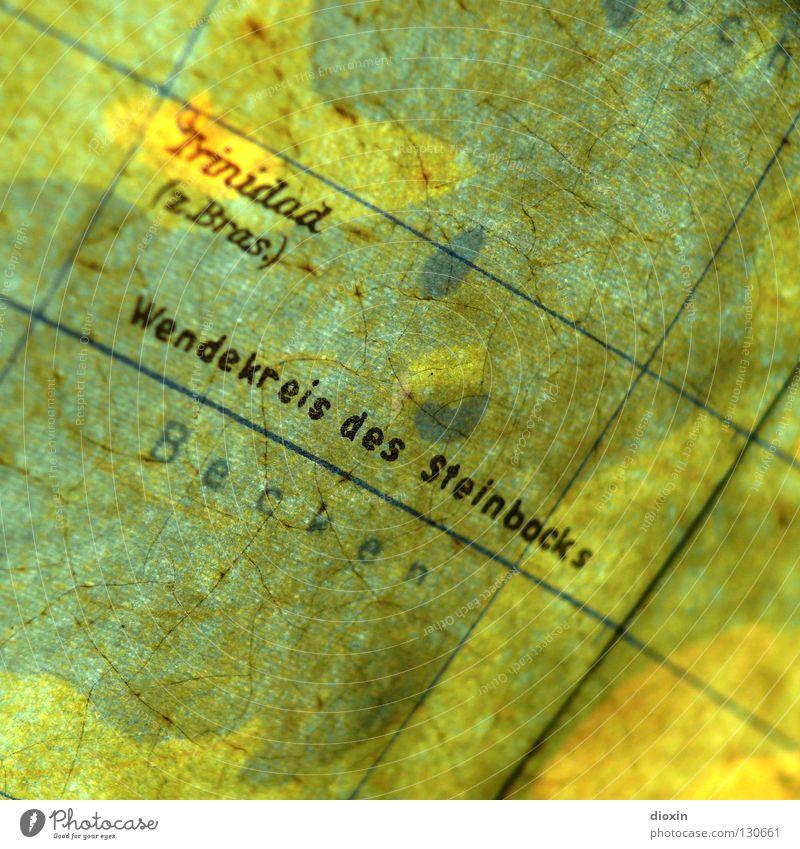 In 20 Tagen um die Welt; Tag17: Trinidad Meer Einsamkeit Kreis Brasilien Atlantik global Südamerika Unbewohnt weltweit Steinbock Inselkette