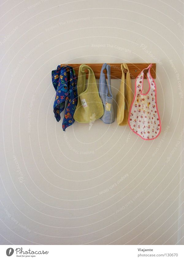 Mjam mjam Wand Mauer Kindheit Lebensmittel Wachstum Ernährung Haushalt Geburt Raum Wäsche Kinderzimmer Reifezeit Brei Lätzchen Babywäsche Babynahrung