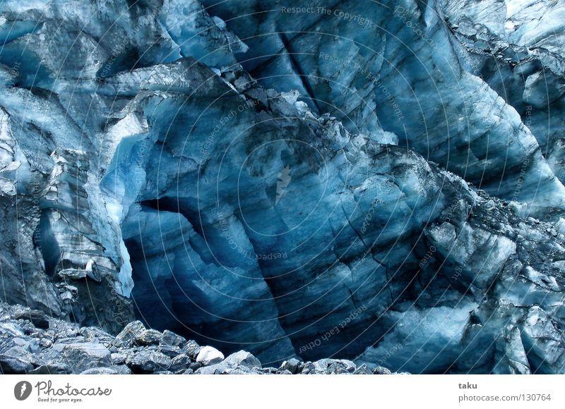 MOTHER EARTH II kalt Eis Macht Fluss berühren Schnellzug Gletscher Neuseeland beeindruckend Donnern gewaltig Glacier Nationalpark Südinsel