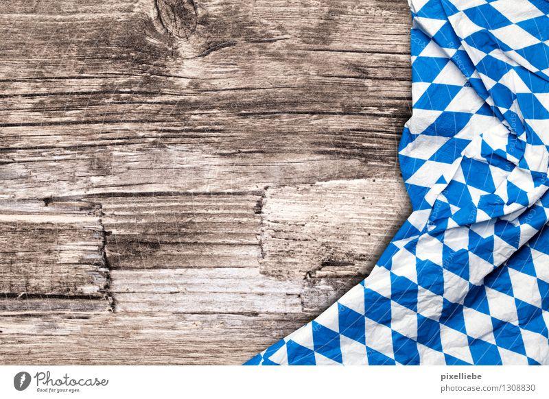 Oktoberfest Hintergrund Essen Holz Lifestyle Feste & Feiern Wohnung Design Freizeit & Hobby Dekoration & Verzierung Ernährung Tisch Küche Gastronomie Stoff