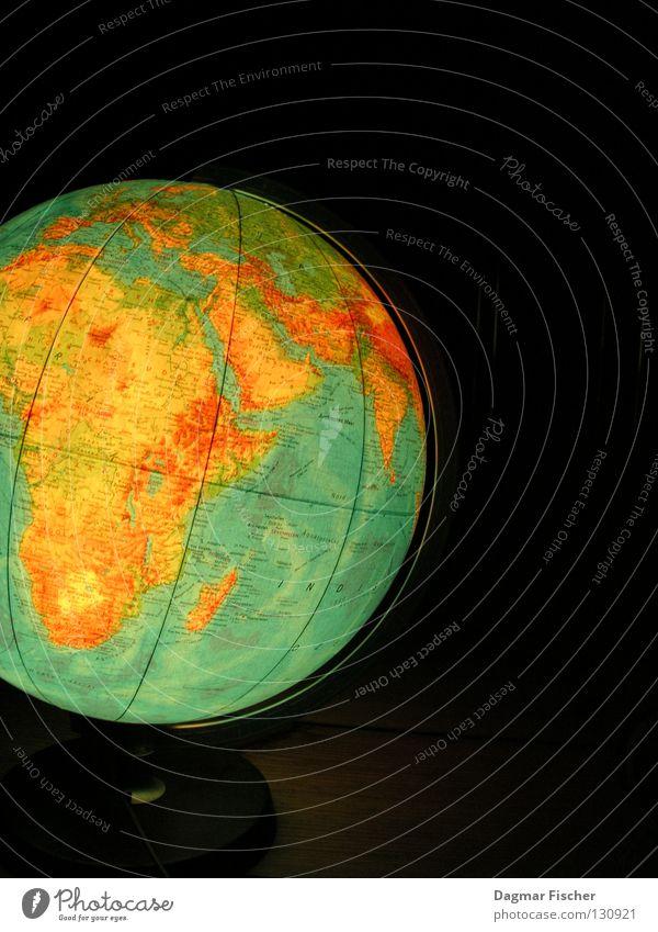Roadmap für Aliens Wasser blau grün Ferien & Urlaub & Reisen Meer schwarz Ferne gelb Freiheit Umwelt Sand Erde Ausflug Abenteuer Tourismus