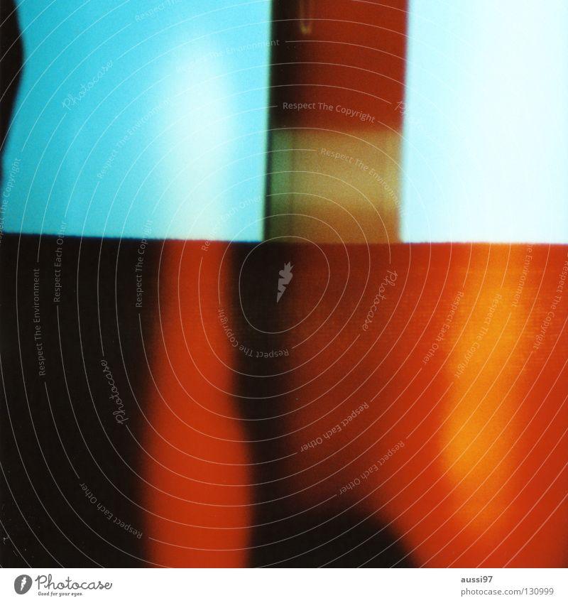 venturesome 7 Licht Explosion gelb Holga abstrakt Lomografie Farbe Reflexion & Spiegelung Licht auf Film Lightleaks Wallpaper