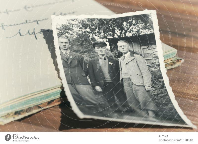 Romantik Poesiealbum Fotografie Schriftstück Erzählung Vergangenheit alt authentisch historisch einzigartig Gefühle Traurigkeit Sehnsucht Einsamkeit