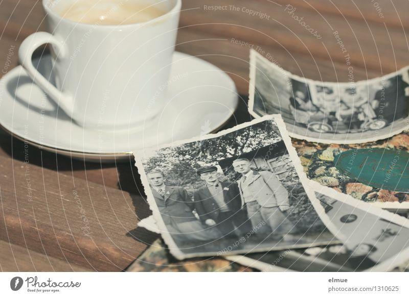 Poesie Espresso Tasse Fotografie Poesiealbum Roman Erzählung poetisch Kaffeetrinken alt historisch einzigartig Originalität Gefühle Zusammensein dankbar