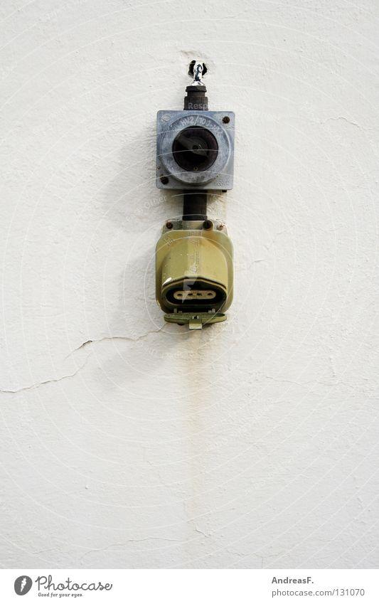 Wireless Elektrizität Starkstrom Steckdose Schalter Anschluss Adapter einstecken Wand Energiewirtschaft Funktechnik Stecker Klappe elektronisch