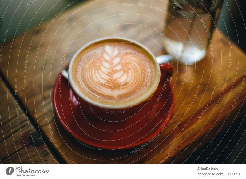 Kaffee Kunstwerk schön Freude Stil Lifestyle Häusliches Leben elegant Getränk genießen trinken Restaurant Café Bar Reichtum Stilrichtung