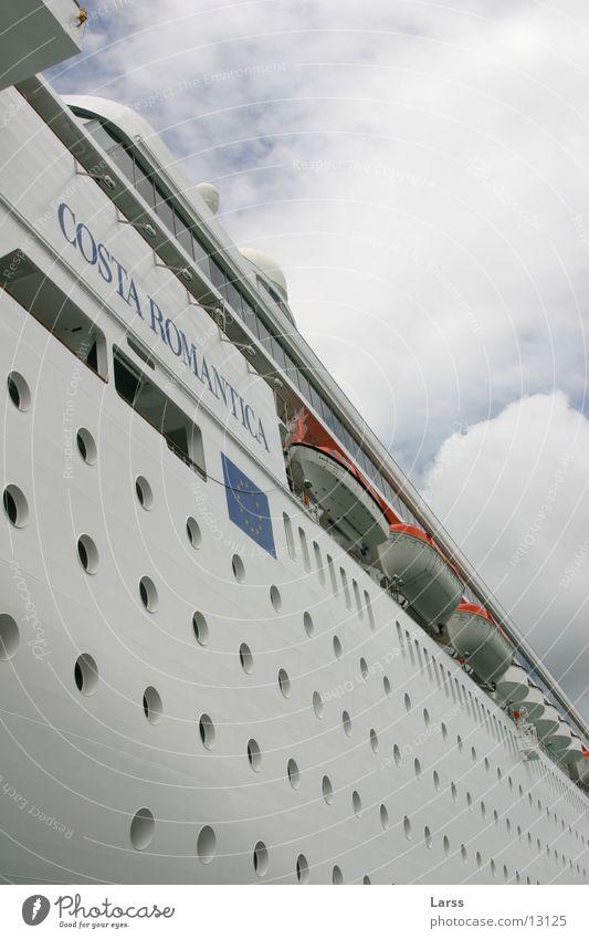 ameisenbagger Hafen Wasserfahrzeug Schifffahrt Kleine Antillen Bullauge Bordwand Castries St. Lucia