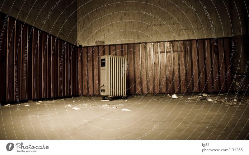 Mein Wohnzimmer Einsamkeit Haus Wärme Holz Wohnung Raum Tür Erfolg Platz einfach schlafen Körperhaltung verfallen Maske Holzbrett Sitzung
