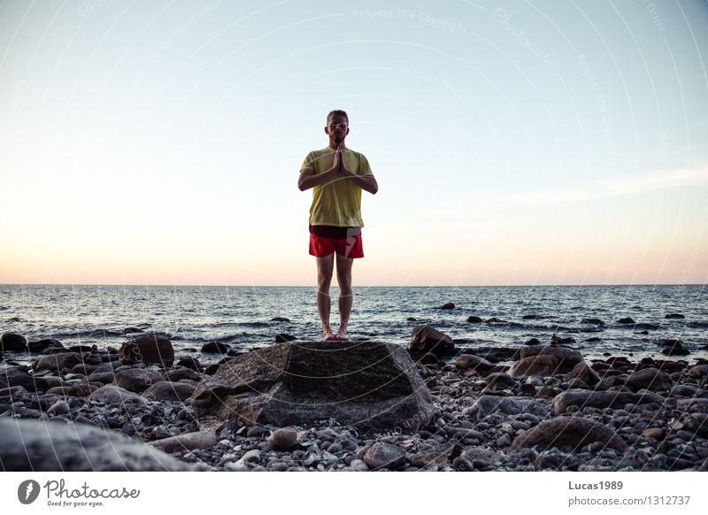 Namaste II Wellness harmonisch Wohlgefühl Zufriedenheit Sinnesorgane Erholung ruhig Meditation Ferien & Urlaub & Reisen Tourismus Abenteuer Freiheit Sport