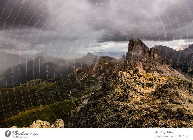 Wetter ist Ansichtssache Ferien & Urlaub & Reisen Tourismus Ausflug Abenteuer Ferne Freiheit Expedition Berge u. Gebirge wandern Umwelt Natur Landschaft Pflanze