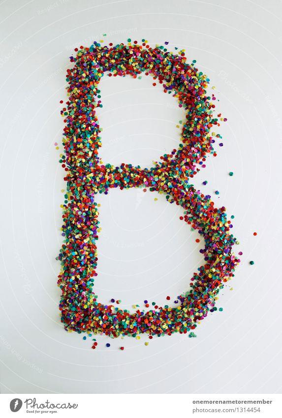 B wie: H Kunst Kunstwerk ästhetisch Typographie Buchstaben Kreativität gestalten Design Designwerkstatt Designmuseum Punkt viele mehrfarbig Farbfoto