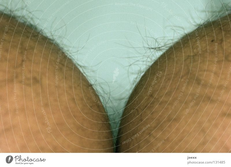 Ansichtssache Mensch Mann nackt Beine Paar Körper Haut maskulin paarweise rund Gesäß Hinterteil Kugel Planet Schlafzimmer