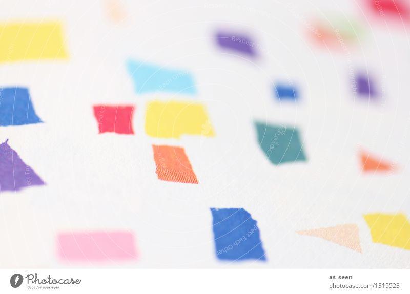 Mosaik Farbe Leben Bewegung Stil klein Kunst Design leuchten Musik Fröhlichkeit ästhetisch Kreativität Idee Gemälde harmonisch Leichtigkeit