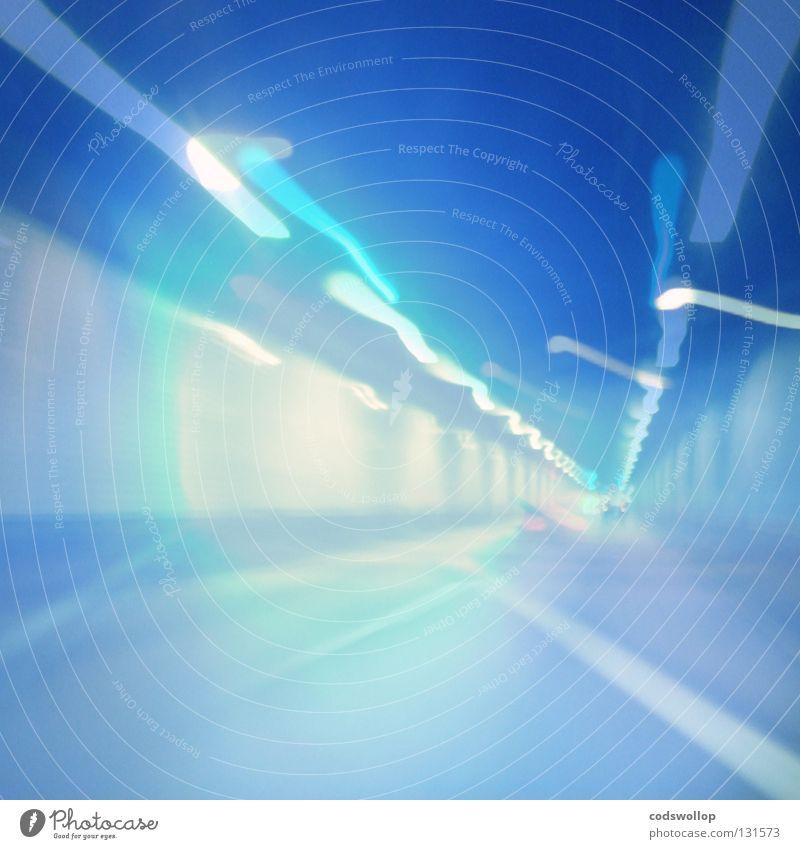 electro shock blues Ferien & Urlaub & Reisen träumen PKW Verkehr Fluss Güterverkehr & Logistik Bauwerk Autobahn Tunnel abwärts Elbe London Underground Übergang
