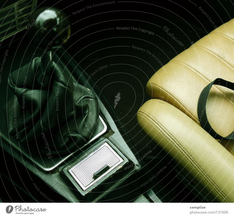 5 Gang alt PKW Design Verkehr retro fahren Vergänglichkeit Italien historisch Fahrzeug KFZ Sitzgelegenheit Motor Straßenverkehr Oldtimer Designer