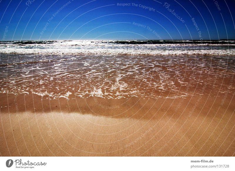 Angeberwetter Wasser Ferien & Urlaub & Reisen Sommer Meer Winter Strand grau Wege & Pfade Sand Küste Traurigkeit Regen Wellen Spanien Kuba Flucht