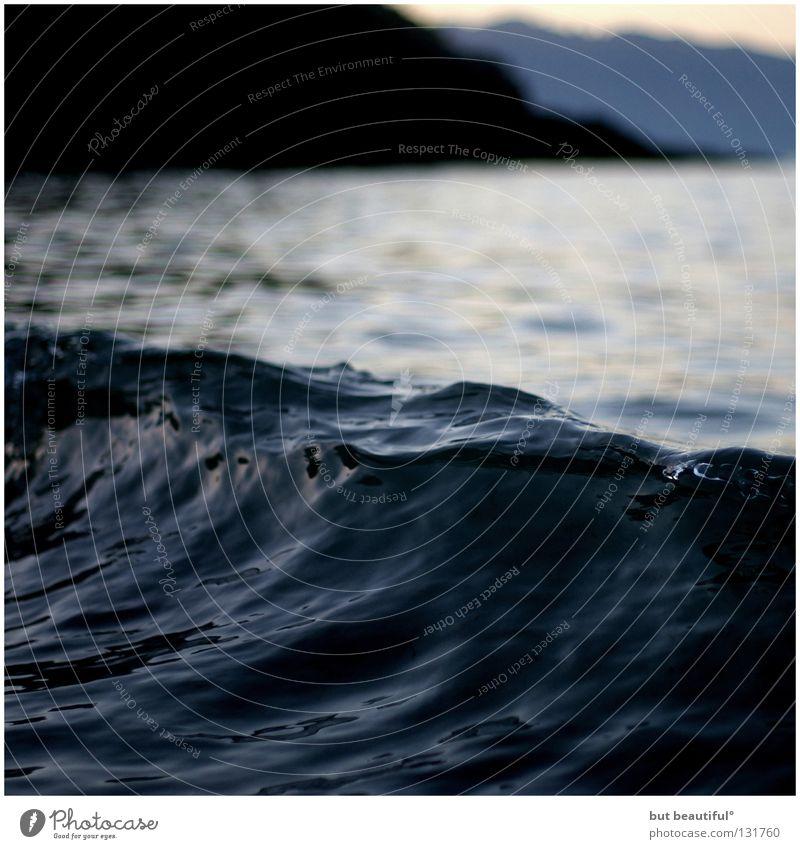 lindes wellenschlagen III° schön Meer blau Strand Leben Stimmung Küste Wellen Unendlichkeit Spanien ursprünglich
