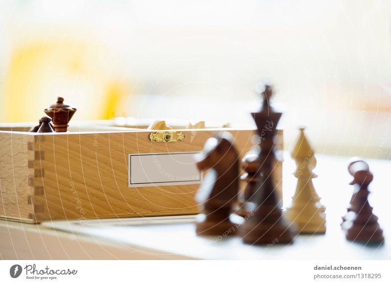 gewonnen Freude Spielen Holz Freizeit & Hobby Schach