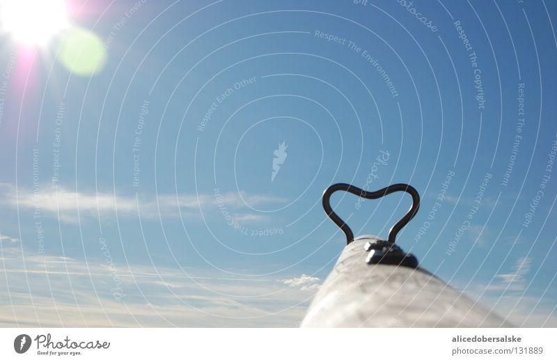 dem himmel so nah Himmel Sonne Freude Liebe Wolken Herz Kindheit Natur Spielplatz Krach Eros Wippe
