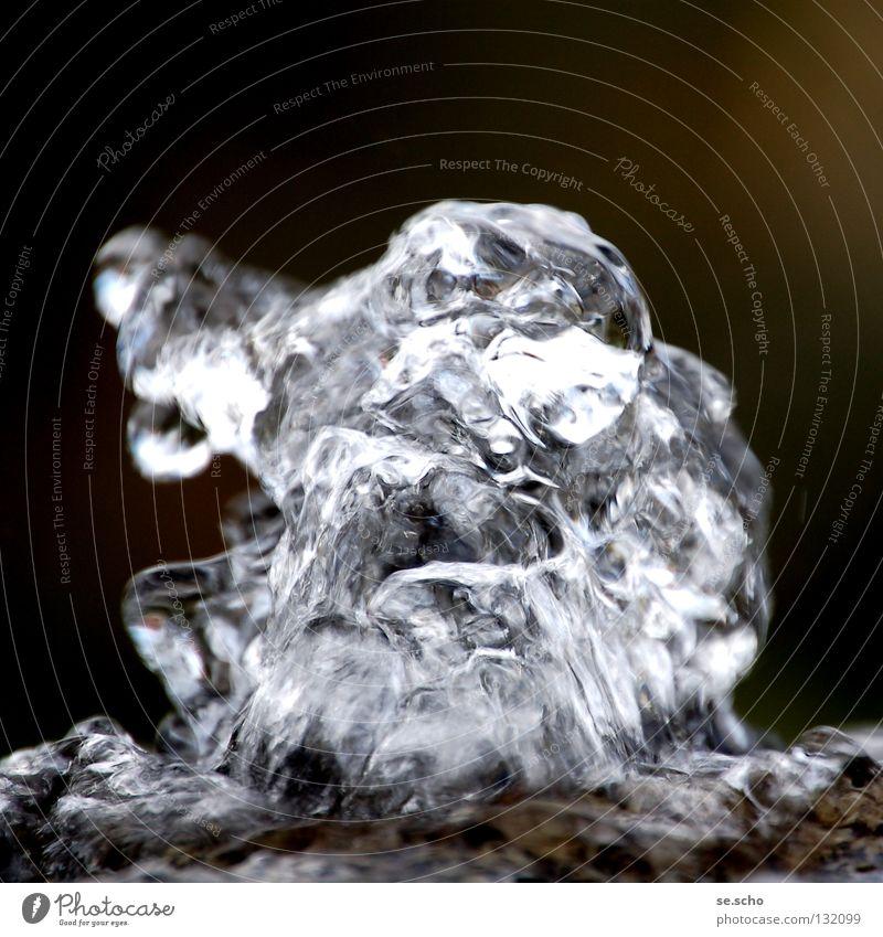vattenkonst Wasser Stein nass obskur Erfrischung Rätsel Täuschung Springbrunnen Brunnen
