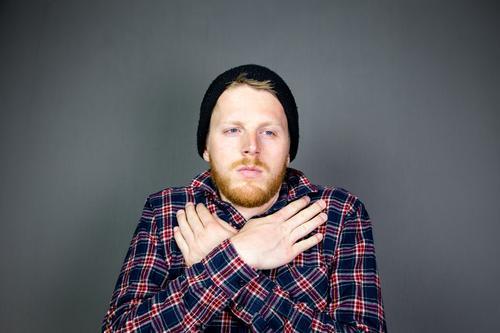 Hipster Mensch Jugendliche Mann schön Junger Mann 18-30 Jahre Winter kalt Erwachsene Stil Lifestyle Mode maskulin einzigartig Mütze Bart