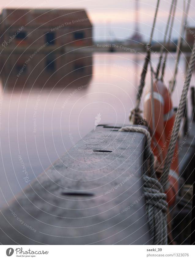 silence Ferien & Urlaub & Reisen Ausflug Abenteuer Ferne Freiheit Segeln Wasser Sommer Bucht Ostsee Schifffahrt Bootsfahrt Segelboot Segelschiff Hafen An Bord