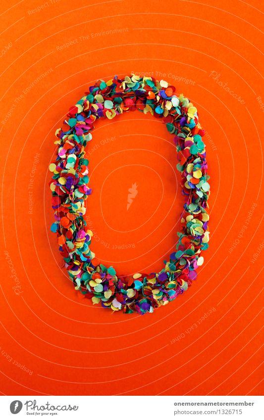O Kunst ästhetisch o Buchstaben Ostern Osternest Typographie alphabetisch Mosaik Kreativität Idee Design mehrfarbig Farbfoto Innenaufnahme Experiment abstrakt