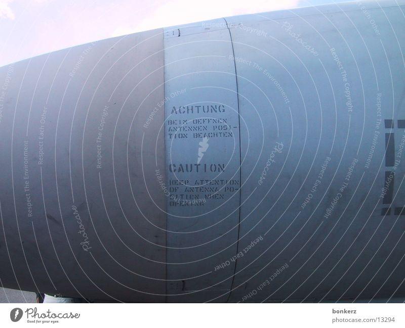 F12 Warnungen Flugzeug Technik & Technologie Warnhinweis Elektrisches Gerät