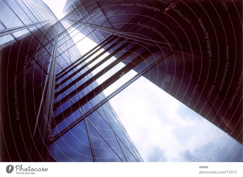 way up Hochhaus Architektur