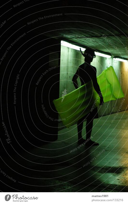 Das Meer in mir Sommer Erholung Strömung Elektrizität Strand Brandung Ferien & Urlaub & Reisen Taucher Schnorcheln Luftmatratze Heimweh Riff außergewöhnlich