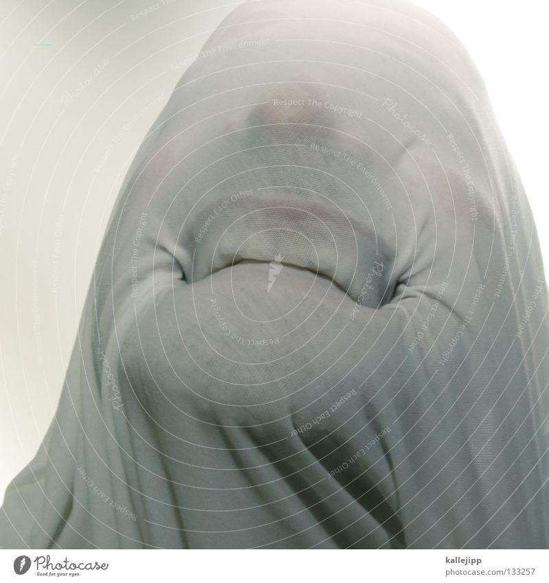fast food nass Milchzähne Zahnarzt Mann verrückt Geister u. Gespenster Verbundenheit Ärger Wut ersticken schreien gruselig gesichtslos Sofa Polster Gefühle