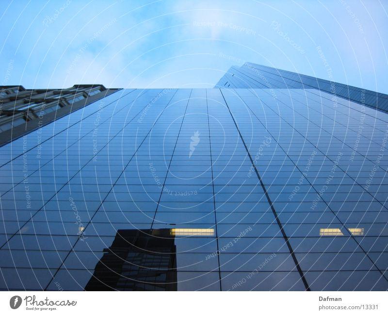 New York - Gebäude Architektur Hochhaus New York City