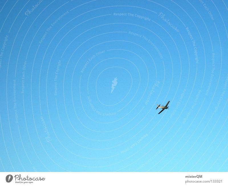 Open Sky. Himmel Ferien & Urlaub & Reisen Sonne Farbe schwarz Ferne Graffiti Berge u. Gebirge Spielen Freiheit klein 2 Luft Kunst Stimmung fliegen