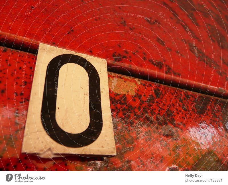 0 rot schwarz Erholung Wand leer Ecke Ziffern & Zahlen Fliesen u. Kacheln Zeichen hängen scheckig