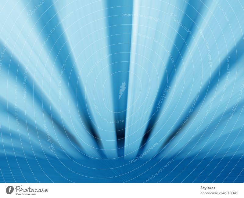 Verzweiflungstat 01 blau Bewegung Beleuchtung Kot Dynamik Reaktionen u. Effekte
