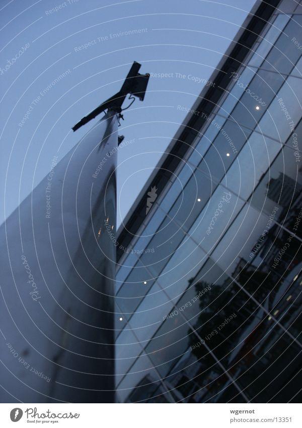 Glasarchitektur Reflexion & Spiegelung Architektur