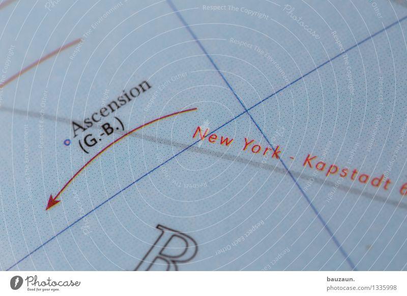 ziel. Ferien & Urlaub & Reisen Tourismus Ausflug Abenteuer Ferne Freiheit Sightseeing Städtereise Wasser Meer New York City Kapstadt Schifffahrt Zeichen