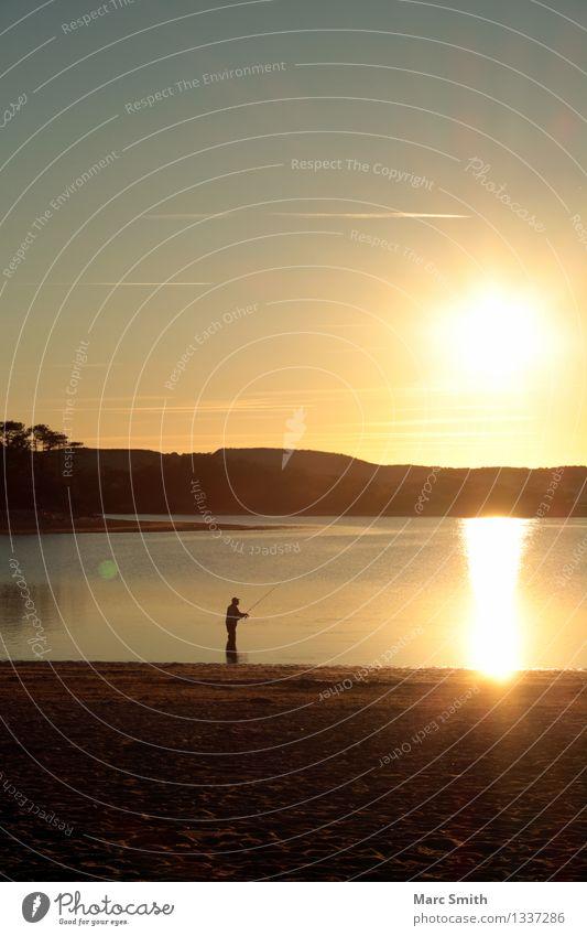GoFish Wohlgefühl Zufriedenheit Erholung ruhig Ferien & Urlaub & Reisen Abenteuer Camping Sommerurlaub Sonne Strand Umwelt Natur Landschaft Wolkenloser Himmel