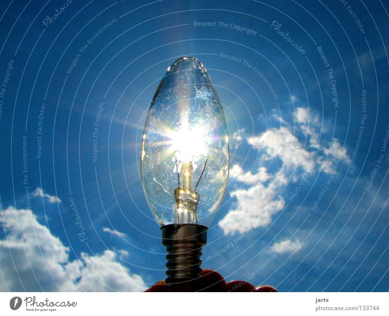 sonnenlicht ökologisch Erneuerbare Energie Elektrizität Klimaschutz Umweltschutz alternativ Energiewirtschaft Sauberkeit Licht Sonnenlicht Sonnenenergie Wolken