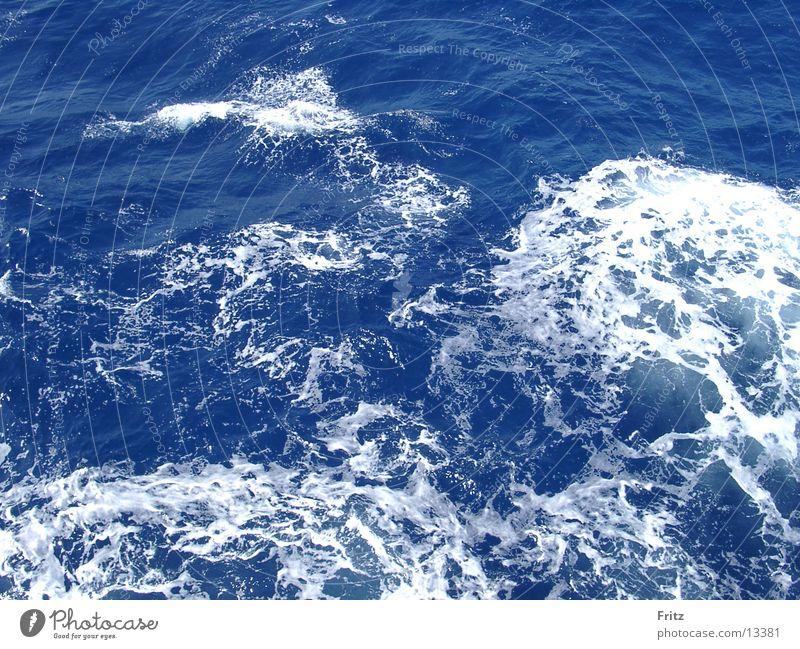 beck-motiv-01 Meer Hintergrundbild Wasser blau
