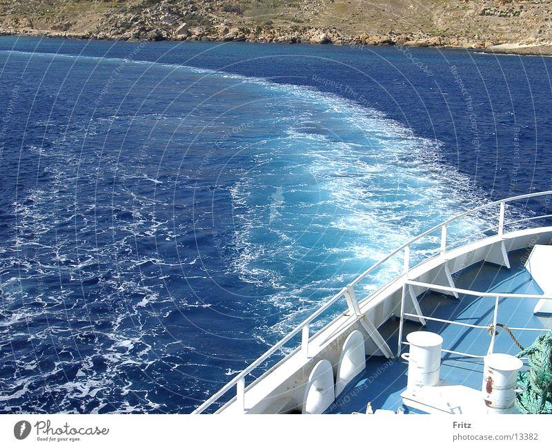 beck-motiv-02 Meer Hintergrundbild Wasser blau