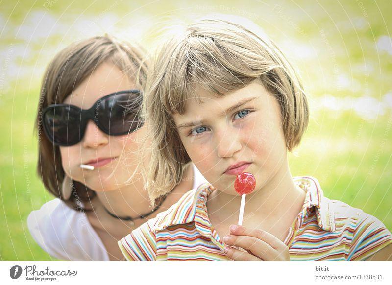 KOJAK, SCHAU...!!!! Süßwaren Ernährung Feste & Feiern Geburtstag Kindererziehung Kindergarten Schule Schulkind Schüler feminin Mädchen Geschwister Schwester