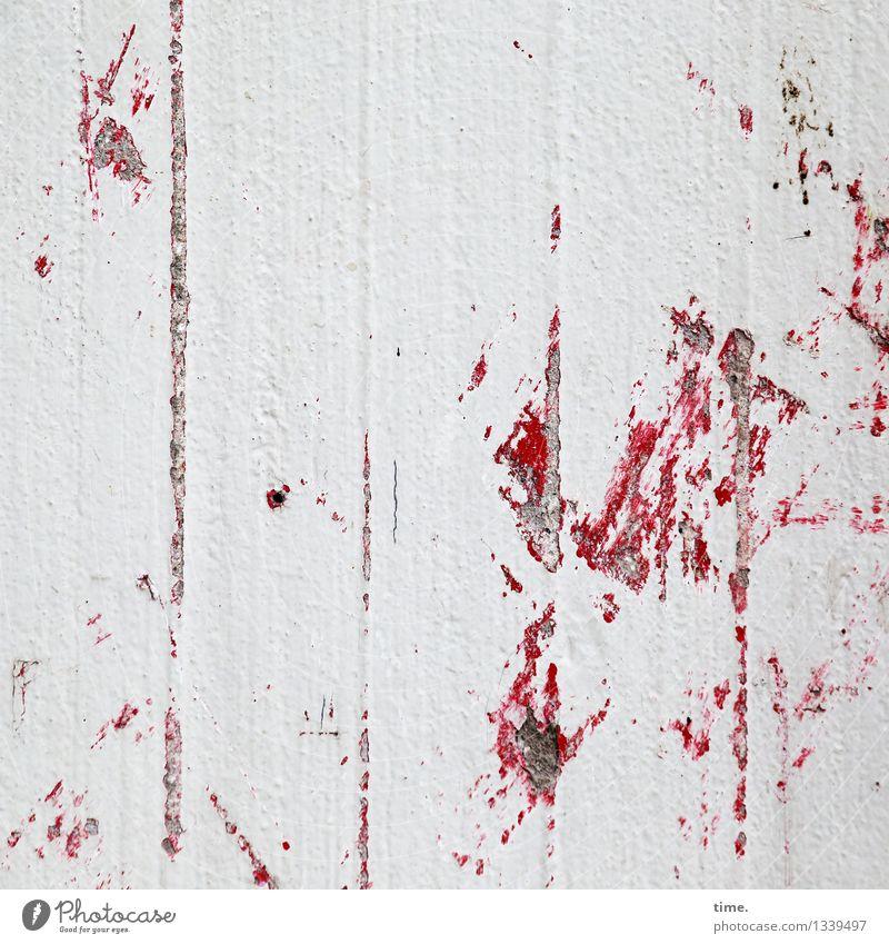 Kriegsenkel | PTBS Mauer Wand Riss Farbe Stein Beton Linie Streifen Aggression bedrohlich authentisch gruselig kaputt rebellisch trashig Willensstärke Tatkraft