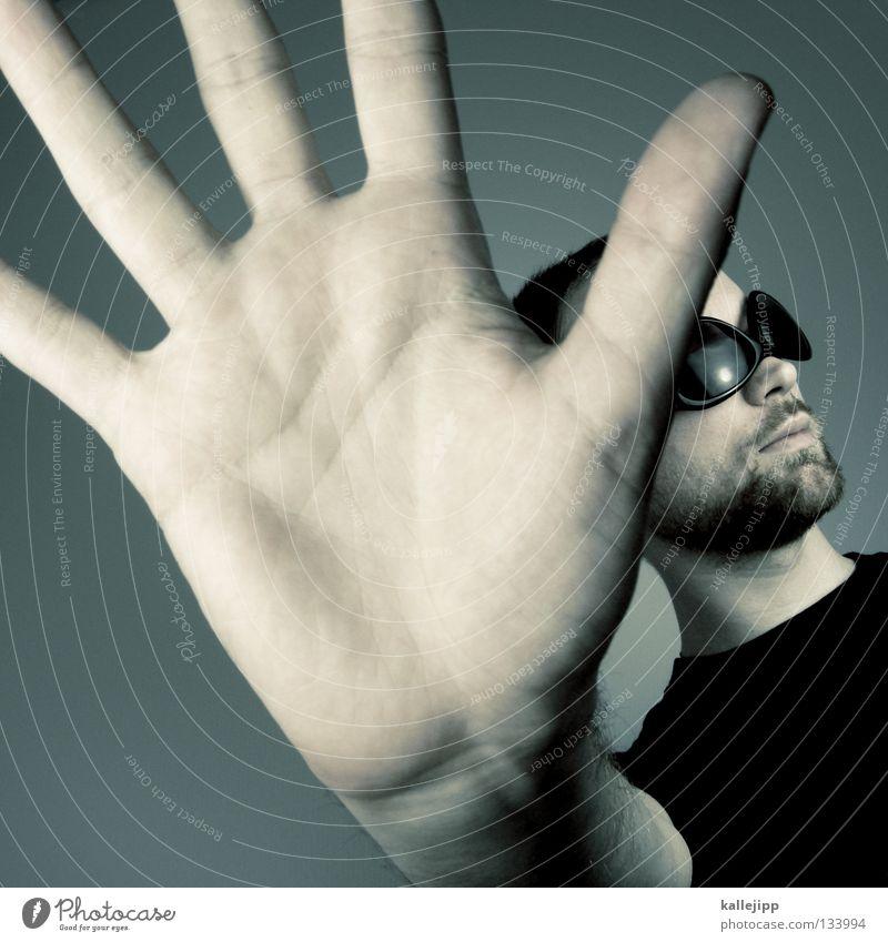 selektive farbkorrektur Mensch Mann Jugendliche Hand weiß Gesicht schwarz Kopf Haare & Frisuren Stil Arbeit & Erwerbstätigkeit Mund Angst Haut Fotografie Nase