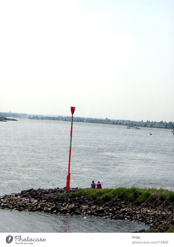 vater-rhein 2 Elektrizität Fluss Rhein