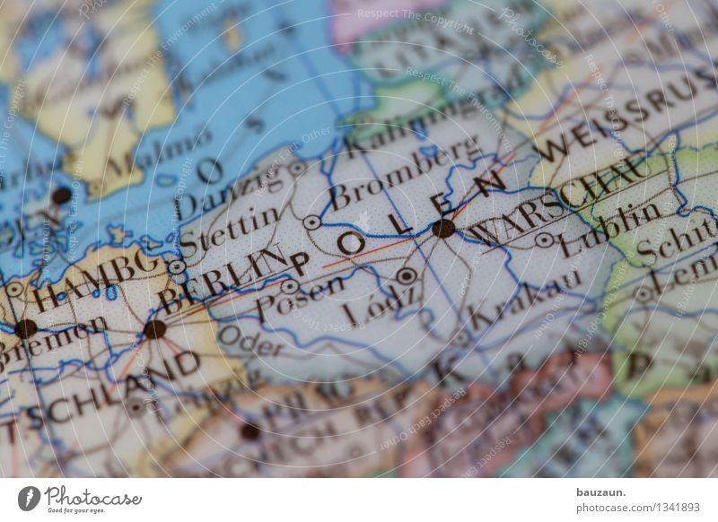 polen. Ferien & Urlaub & Reisen Tourismus Ausflug Abenteuer Sightseeing Städtereise Camping Fahrradtour Polen Europa Globus Politik & Staat