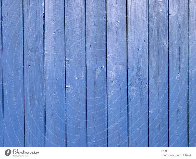 Blauer-Bretterzaun blau Hintergrundbild Dinge Zaun Holzbrett