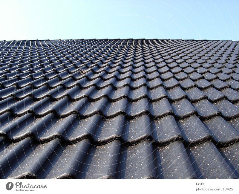 Dach-2 Aussicht Architektur Perspektive Strukturen & Formen
