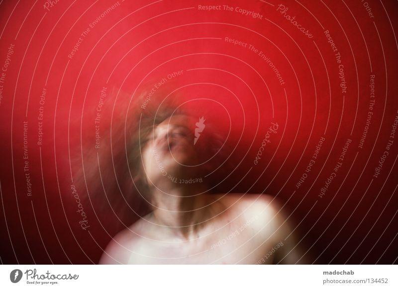 Portrait Mann maskulin Porträt Extase Kunst krankhaft Religion & Glaube Sünde Alptraum verrückt hypnotisch kaputt geisterhaft Wahnvorstellung Missbrauch
