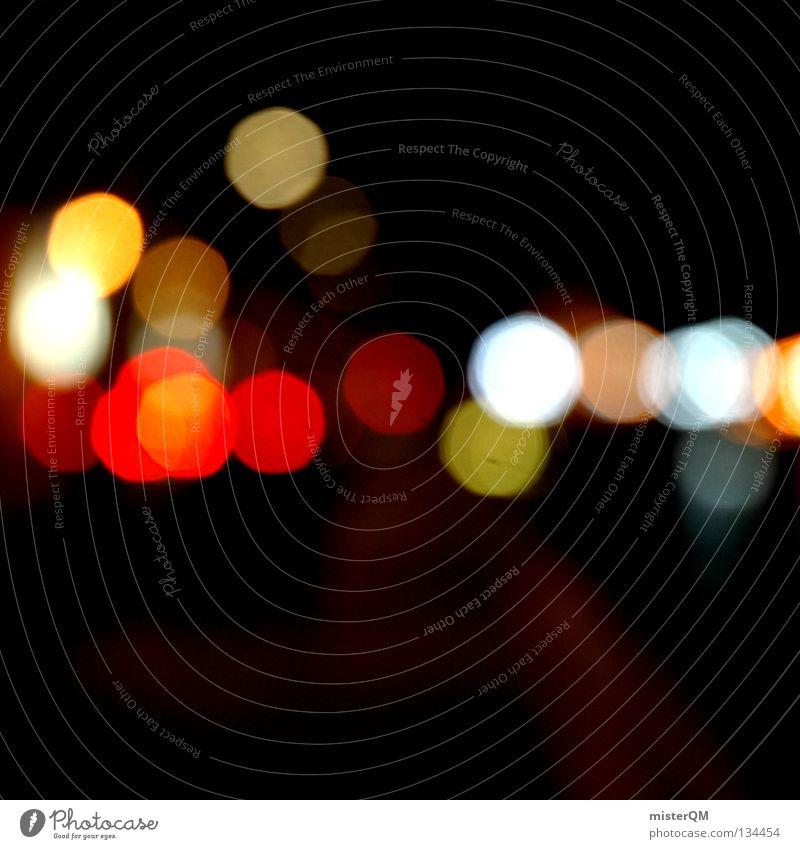 Big City Life. II blau schön Farbe Ferne dunkel schwarz Leben Beleuchtung Hintergrundbild Spielen Kunst Feste & Feiern Lampe Erde hell modern
